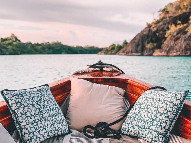 Polsterstoff Outdoor – für Boot und Yacht